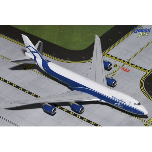 Gemini Jets Boeing 747-8F Air Bridge Cargo