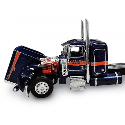 DCP Peterbilt 389 with MAC End Dump Trailer - All Season's Trucking