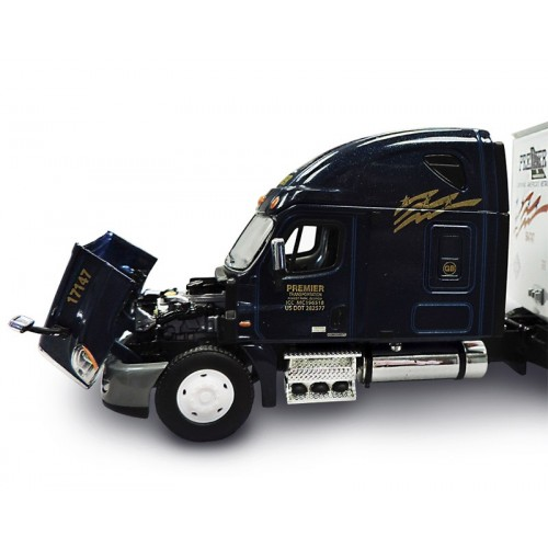 DCP Freightliner Cascadia with Dry Goods Trailer - Premier Transportation