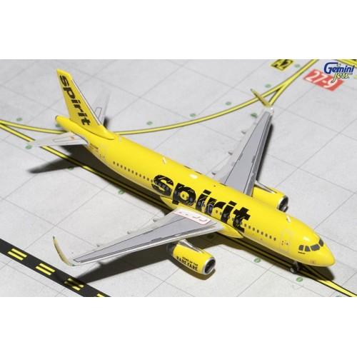 Gemini Jets Airbus A320 Spirit Airlines