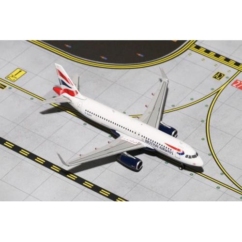Gemini Jets Airbus A320 British Airways