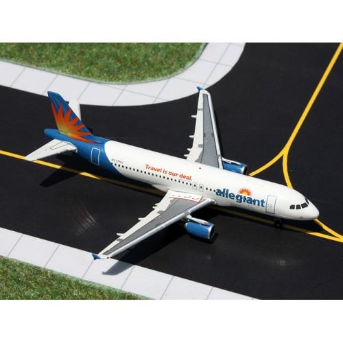 Gemini Jets Airbus A320 Allegiant Air