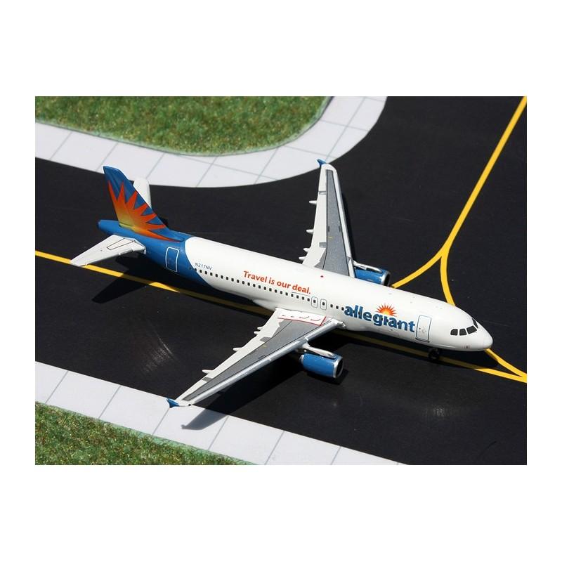 Gemini Jets 1 400 Scale Airbus A320 Allegiant Air