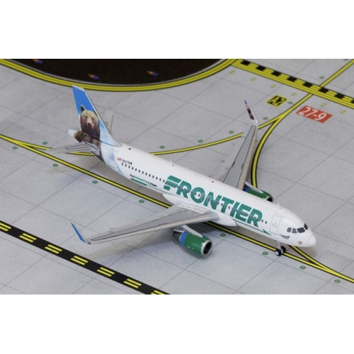 Gemini Jets Airbus A320 Frontier Airlines