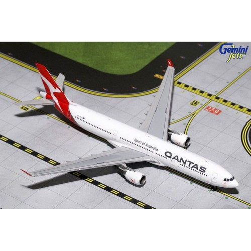Gemini Jets Airbus A330-300 Qantas Airways New Livery