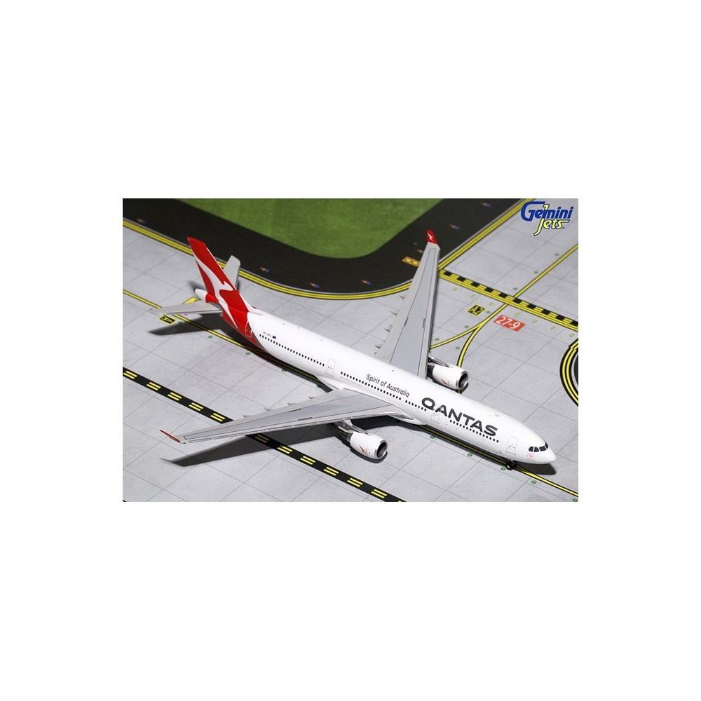 Gemini Jets Airbus A330-300 Qantas Airways New Livery