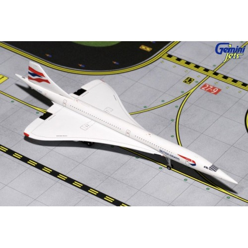 Gemini Jets Concorde British Airway