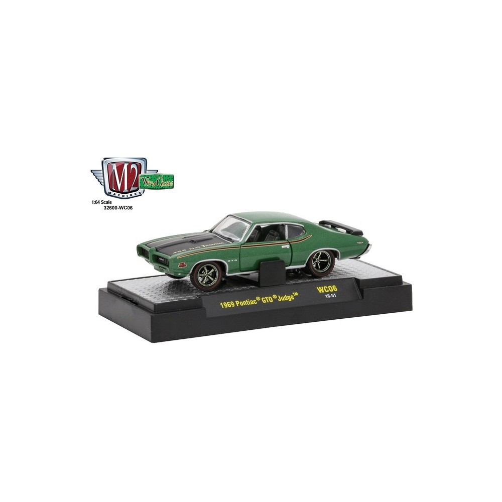 Wild Cards Release 6 - 1969 Pontiac GTO Judge
