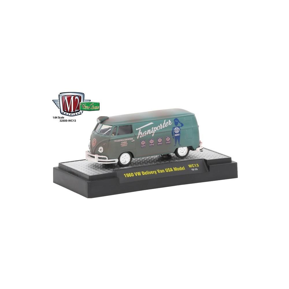 Wild Cards Release 13 - 1960 Volkswagen Delivery Van
