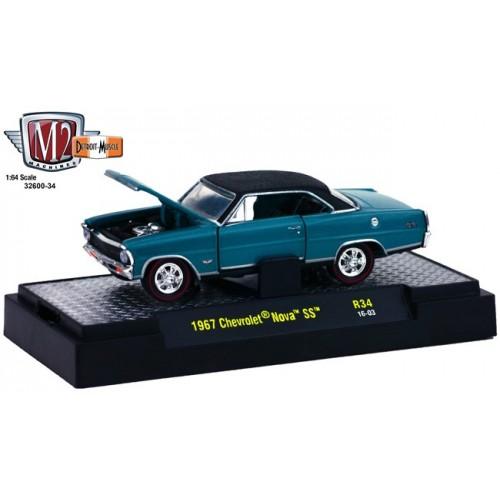 Detroit Muscle Release 34 - 1967 Chevrolet Nova SS