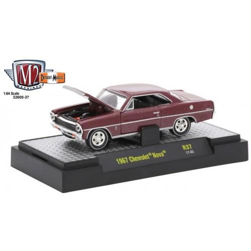 Detroit Muscle Release 37 - 1967 Chevrolet Nova