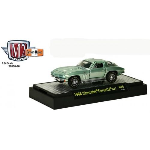 Detroit Muscle Release 26 - 1966 Chevrolet Corvette 427