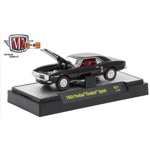 Detroit Muscle Release 37 - 1968 Pontiac Firebird Sprint