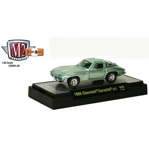 Detroit Muscle Release 26 - 1966 Chevrolet Corvette 327