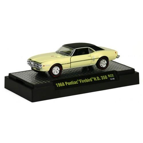 Detroit Muscle Release 22 - 1968 Pontiac Firebird H.O. 350