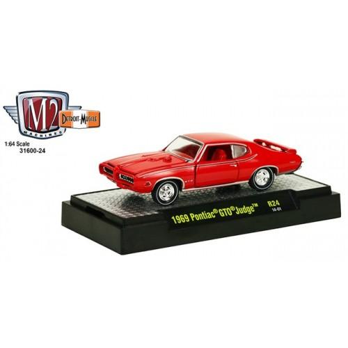 Detroit Muscle Release 24 - 1969 Pontiac GTO Judge