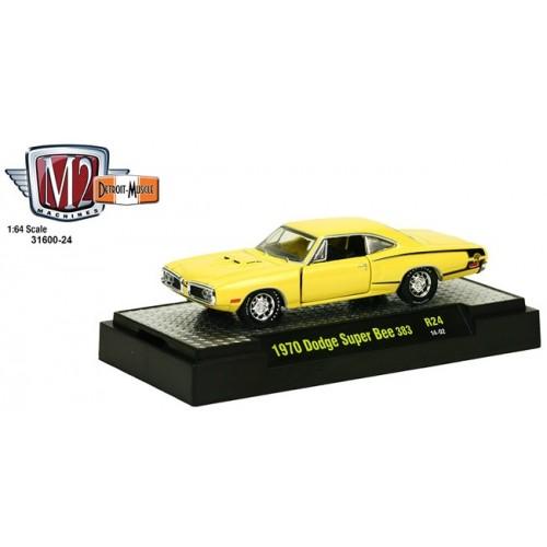 Detroit Muscle Release 24 - 1970 Dodge Super Bee 383