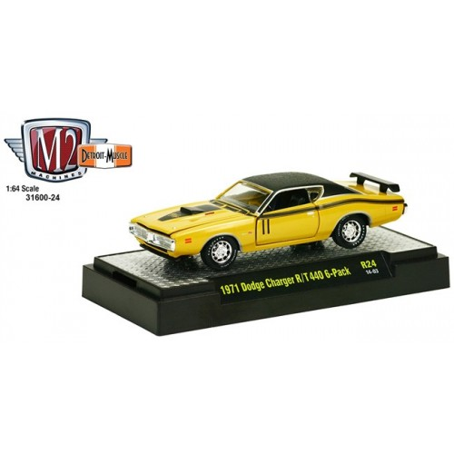 Detroit Muscle Release 24 - 1971 Dodge Charger R/T 440 6-Pack