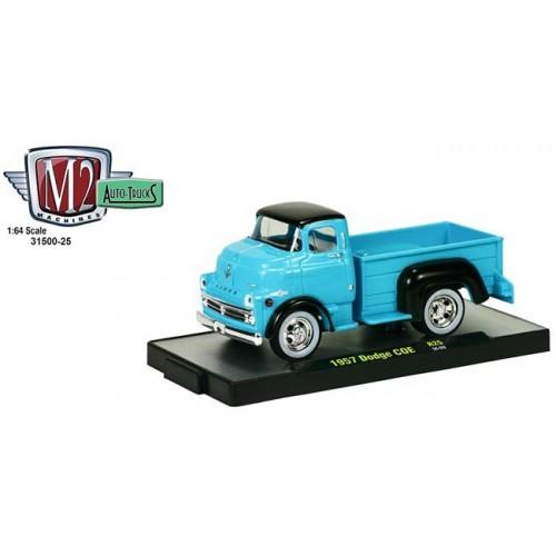 Auto-Trucks Release 25 - 1957 Dodge COE Truck