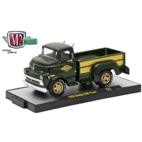 Auto-Trucks Release 42 - 1958 Dodge COE Truck