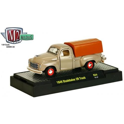 Auto-Trucks Release 34 - 1949 Studebaker 2R Truck