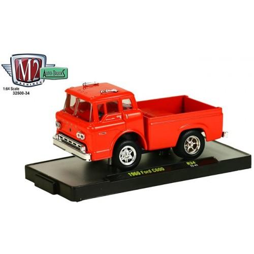 Auto-Trucks Release 34 - 1960 Ford C600 Truck