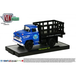 Auto-Trucks Troy's Toys Exclusive - 1958 Chevy LCF Stakebed