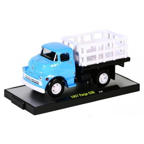 Auto-Trucks Release 21D - 1957 Fargo COE Stakebed Truck