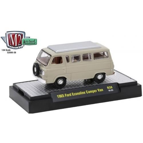 Auto-Trucks Release 38 - 1965 Ford Econoline Camper Van