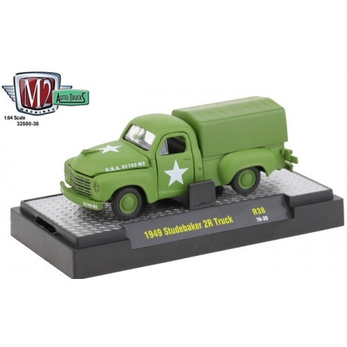 Auto-Trucks Release 38 - 1949 Studebaker 2R Truck