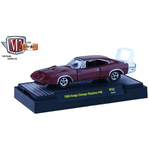 Detroit Muscle Release 32 - 1969 Dodge Charger Daytona 440