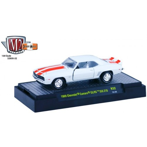 Detroit Muscle Release 32 - 1969 Chevrolet Camaro SS/RS