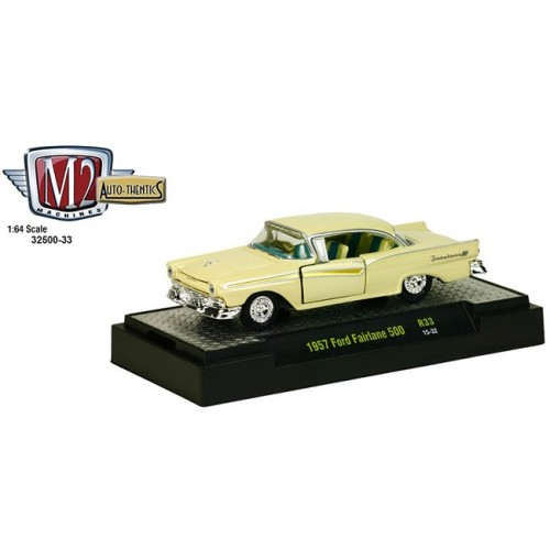 Auto-Thentics Release 33 - 1957 Ford Fairlane 500
