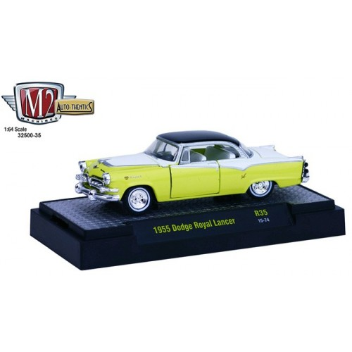 Auto-Thentics Release 35 - 1955 Dodge Royal Lancer