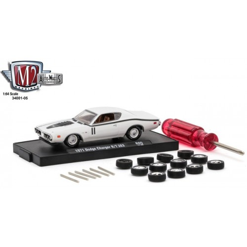 Auto-Wheels Release 5 - 1971 Dodge Charger R/T 383