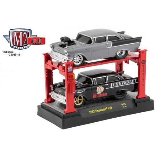 Auto-Lifts Release 15 - 1957 Chevrolet 150 Set