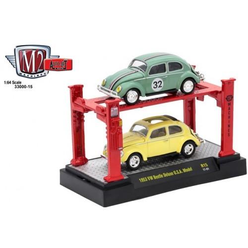 Auto-Lifts Release 15 - 1953 Volkswagen Beetle Deluxe Set