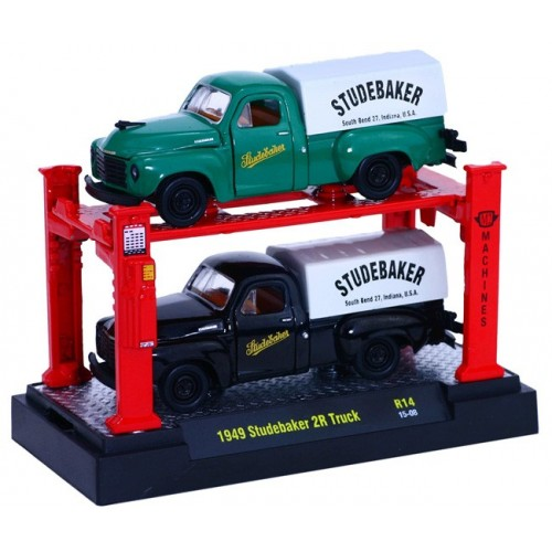 Auto-Lifts Release 14 - 1949 Studebaker 2R Truck Set