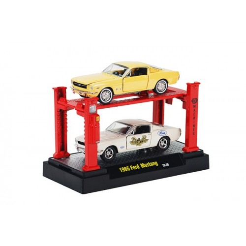 Auto-Lifts Release 8 - 1965 Ford Mustang Set