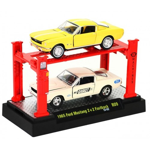 Auto-Lifts Release 9 - 1965 Ford Mustang Set