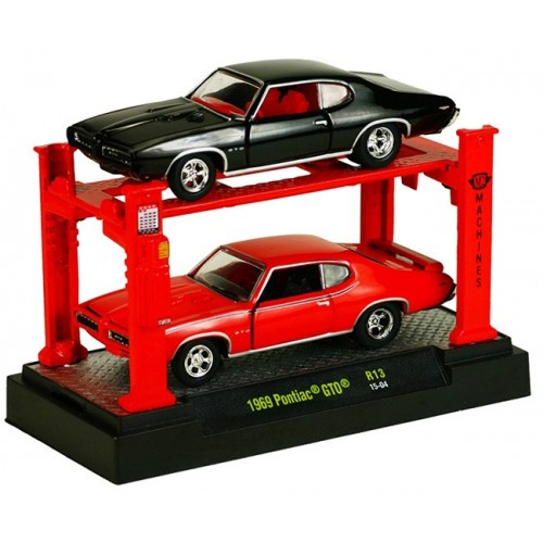 Auto-Lifts Release 13 - 1969 Pontiac GTO Set