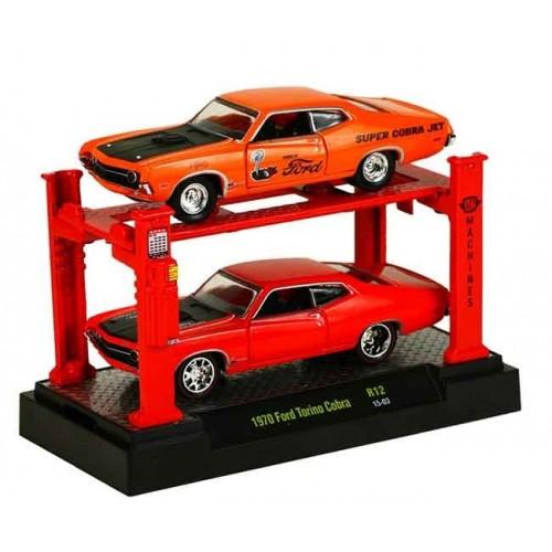 Auto-Lifts Release 12 - 1970 Ford Torino Cobra