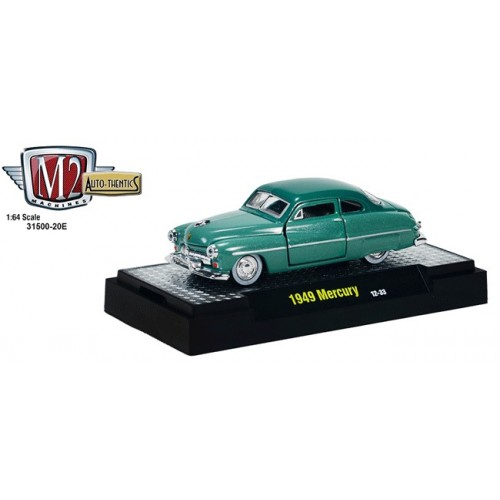 Auto-Thentics Release 20E - 1949 Mercury Clamshell Package