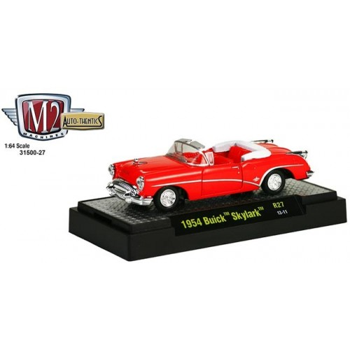 Auto-Thentics Release 27 - 1954 Buick Skylark Clamshell Package