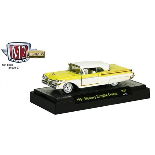 Auto-Thentics Release 27 - 1957 Mercury Turnpike in Clamshell Package