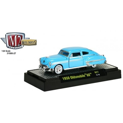 Auto-Thentics Release 27 - 1950 Oldsmobile 88 in Clamshell Package