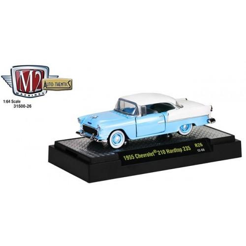 Auto-Thentics Release 26 - 1955 Chevrolet 210 Hardtop