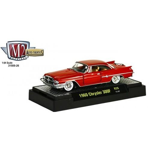 Auto-Thentics Release 26 - 1960 Chrysler 300F