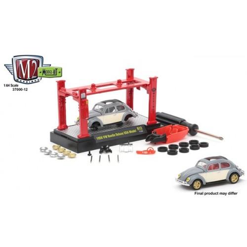Model-Kits Release 12 - 1956 Volkswagen Beetle Deluxe