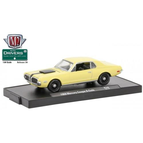 Drivers Release 38 - 1968 Mercury Cougar R-Code